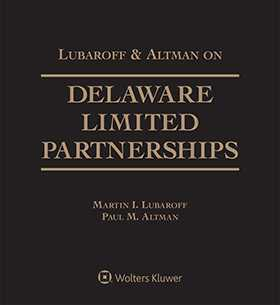 Lubaroff and Altman on Delaware Limited Partnerships