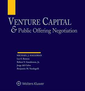 Venture Capital & Public Offering Negotiation