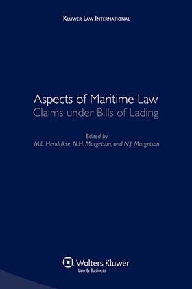 Aspects of Maritime Law Claims under Bills of Lading