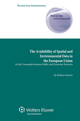The Availability of Spatial and Environmental Data in the EU At the Crossroads between Public and Economic Interests