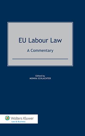 EU Labour Law A Commentary