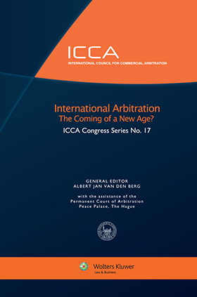 International Arbitration The Coming of a New Age