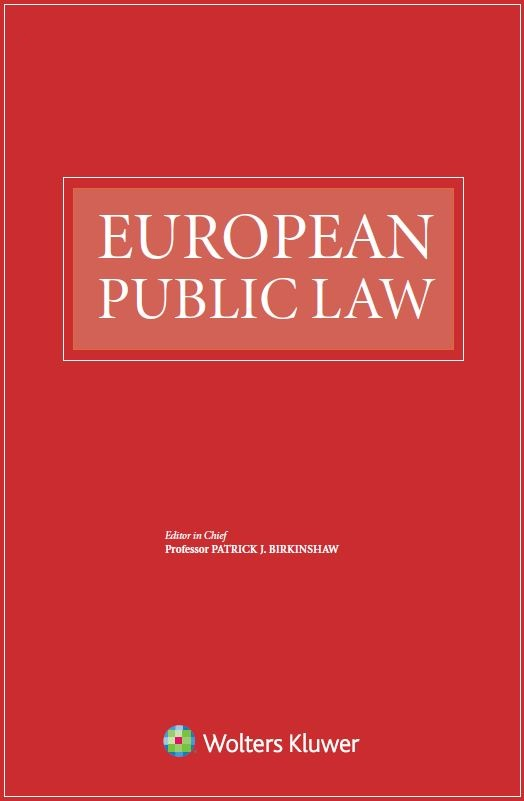 European Public Law Online