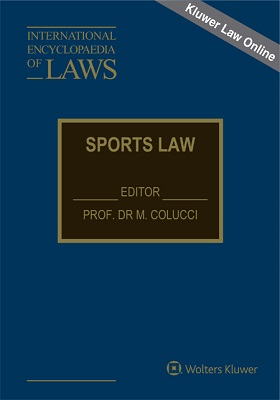 International Encyclopaedia of Laws: Sports Law Online