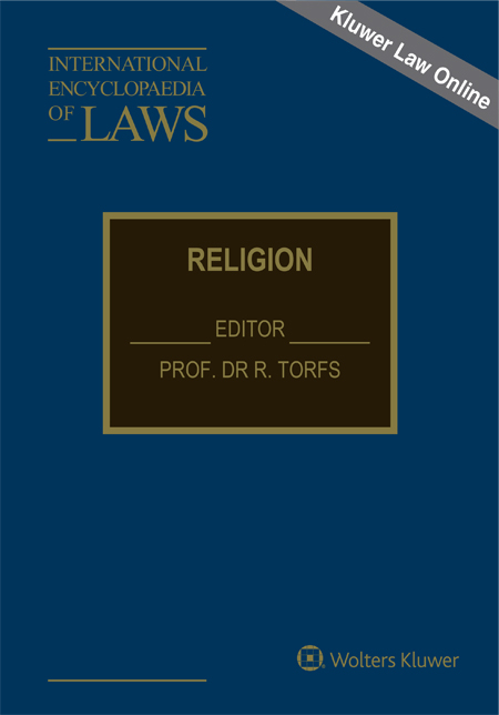 International Encyclopaedia of Laws: Religion Online